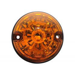 REAR AMBER INDICATOR LED 12V