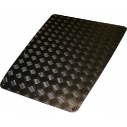 BONNET PROTECTOR BLACK