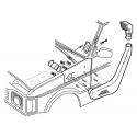 SNORKEL DISCO 300/V8 94-99 NON ABS