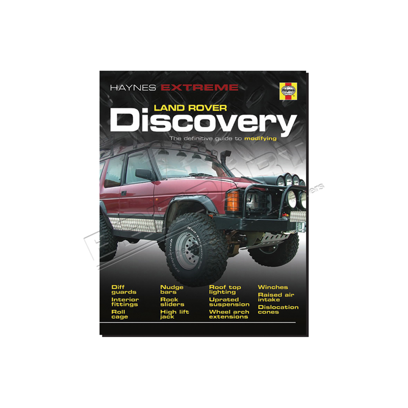 HAYNES EXTREME LAND ROVER DISCOVERY