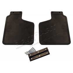 MUDFLAP KIT FRONT (PAIR)
