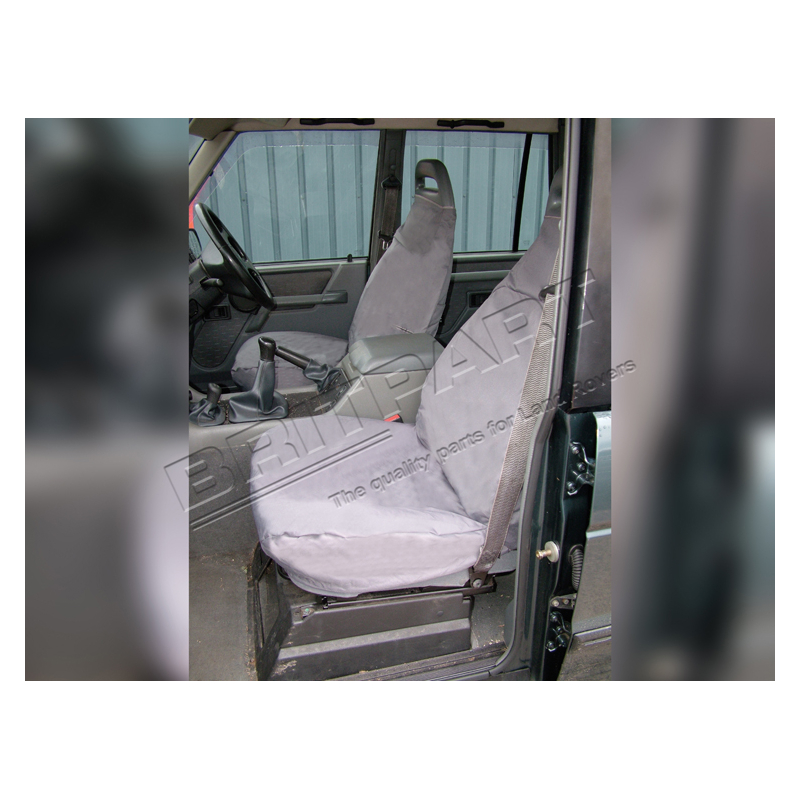 W/PROOF SEATCOVERS FRONT DISCO