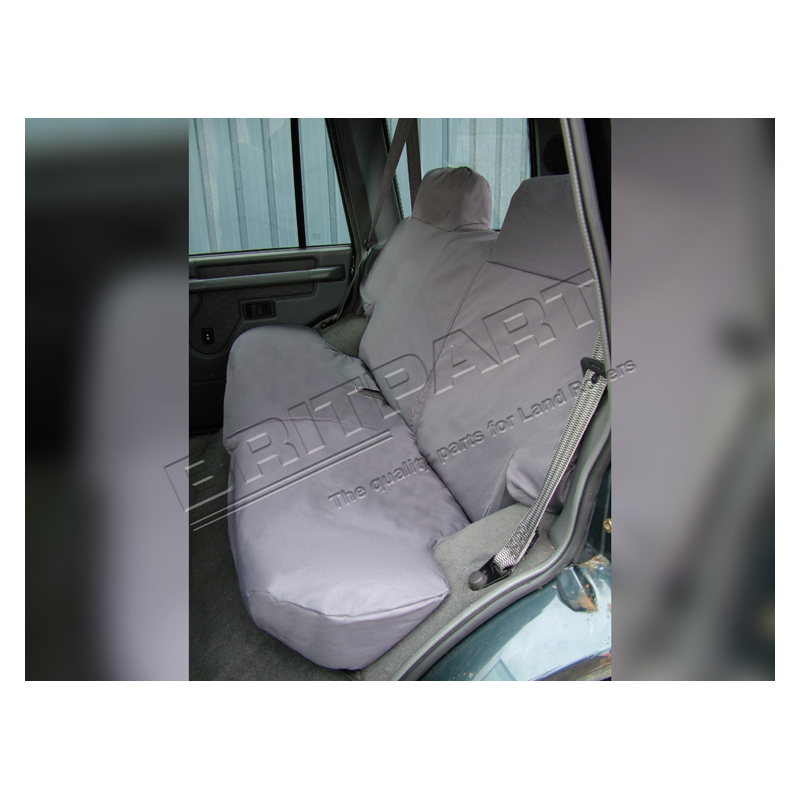 W/PROOF SEAT COVERS REAR DISCO