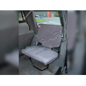 W/PROOF SEATCOVERS BOOTSET DISCO
