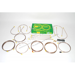 BRAKE PIPE SET DISCO 1994 TYPE ABS L