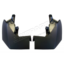 KIT M/FLAP RR (FOR  UNPAINTED BUMPER
