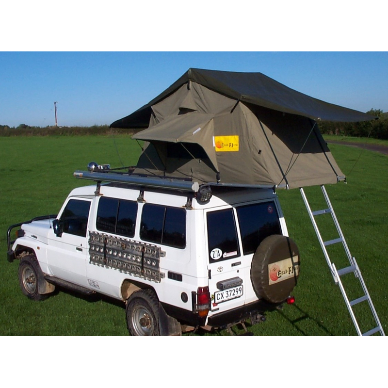 SERIES 3  1200  ROOFTOP TENT. 1220 X 2440 X 1300
