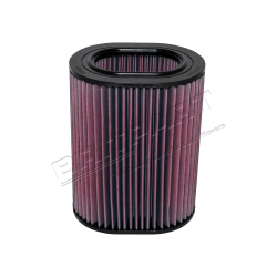 OVAL AIR FILTER