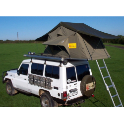 SERIES 3  1400  ROOFTOP TENT. 1440 X 2440 X 1300