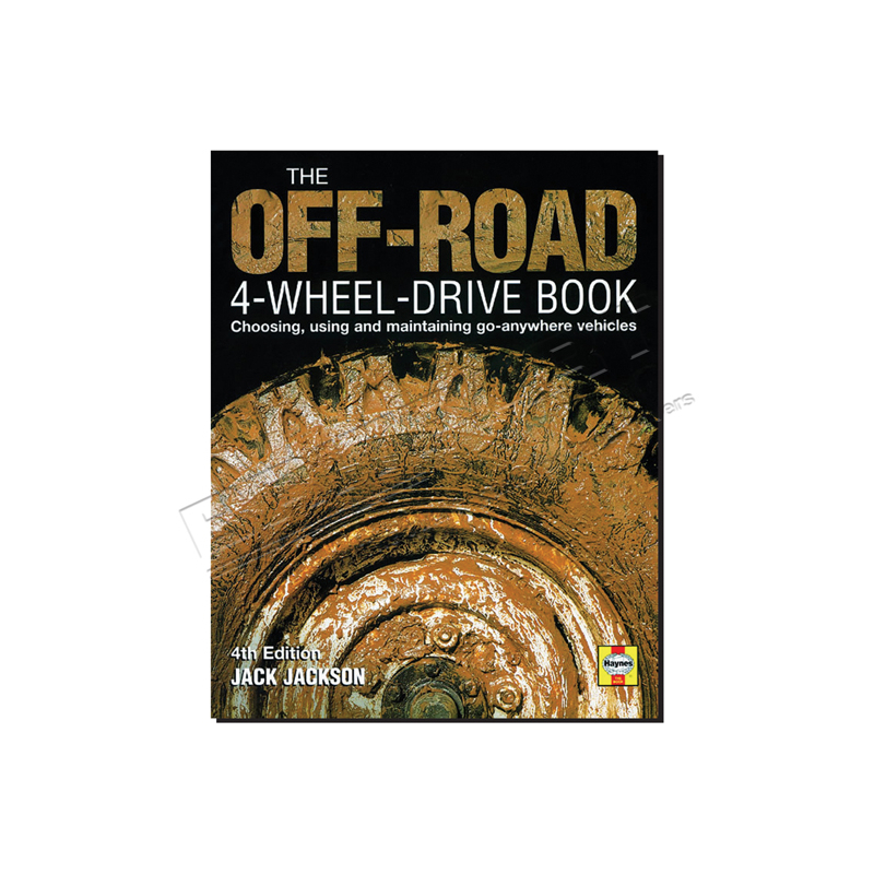 OFF ROAD AND 4WD BOOK