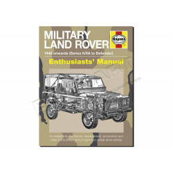 MILITARY LAND ROVER ENTHUSIASTS' MAN
