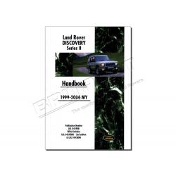 DISCO SER II 99-04 HANDBOOK LRY99H