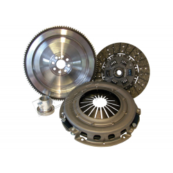 H/DUTY TD5 FLYWHEEL & CLUTCH KIT