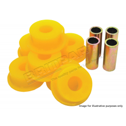 SHACKLE BUSH SET POLYURETHANE