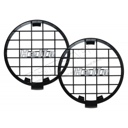 BLACK GRILLE COVERS