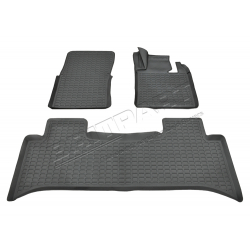RUBBER MATS - RROVER 07-12-RHD FROM