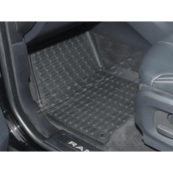 RUBBER MATS - EVOQUE 2 & 4 DOOR RHD