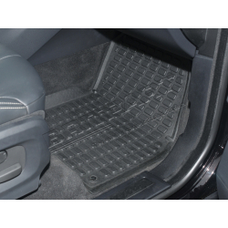 RUBBER MATS - EVOQUE 2 & 4 DOOR LHD