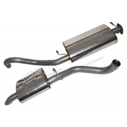 EXHAUST RR 3.9 V8 EFI VOGUE 89-94