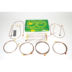 BRAKE PIPE SET RANGE ROVER EARLY