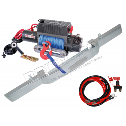 WINCH KIT - DEFENDER DYNEEMA GALV