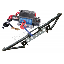 DISCO WINCH BUMPER KIT - DYNEEMA ROP