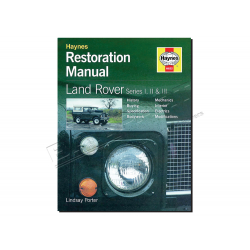 HAYNES RESTORATION MANUAL SERIES   I