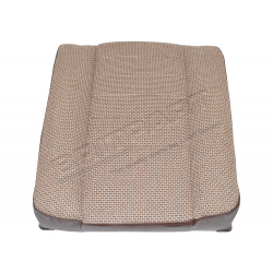 SEAT-INNER CUSHION COUNTY BROWN