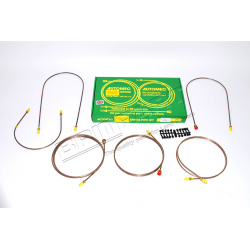 BRAKE PIPE SET SER 2A (88) 1969 LHD