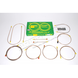 BRAKE PIPE SET SER3 (88) DUAL L/WT