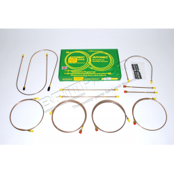 BRAKE PIPE SET SER 3 (109) 6/80 DUA