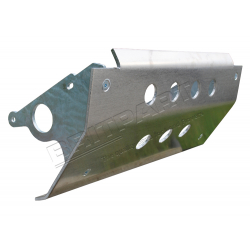 STEERING GUARD WITH HOLES
