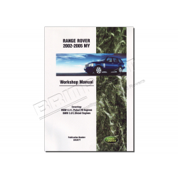 RR WORKSHOP MANUAL 2002-2005 MY