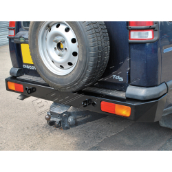 REAR BUMPER HD
