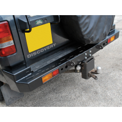 HD REAR BUMPER