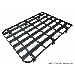DEFENDER 130 ROOF RACK BLACK