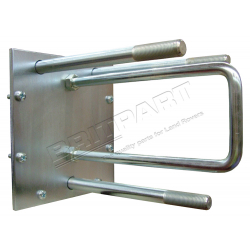 REAR DOOR WHEEL CARRIER