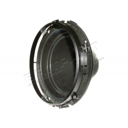 HEADLAMP MOUNTING KIT - BLACK BEZEL