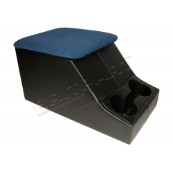 CUBBY BOX BLUE