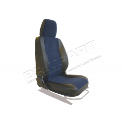 SEAT BASE BACK & HEADREST RH BLUE