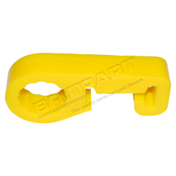 ANTI RATTLE JACK CLAMP-YELLOW