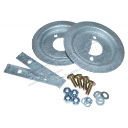 GALV REAR SPRING SEAT FITTING KIT