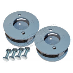 FRONT SPRING SPACERS - PAIR