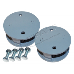 REAR SPRING SPACERS - PAIR