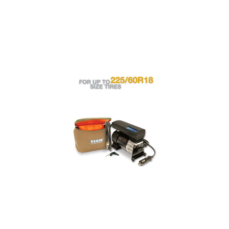 77P Portable Compressor Kit (Sport Compact Series with Illuminated Pressure Display, 12V, 80 PSI)