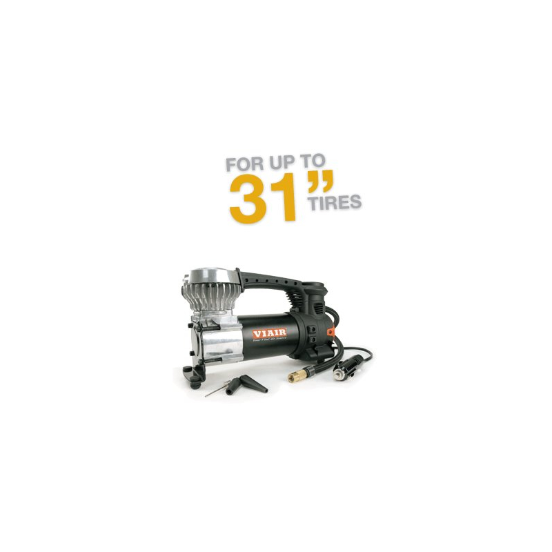 "85P Portable Compressor Kit (Sport Compact Series, 12V, 60 PSI, for Up to 31"" Tires)"
