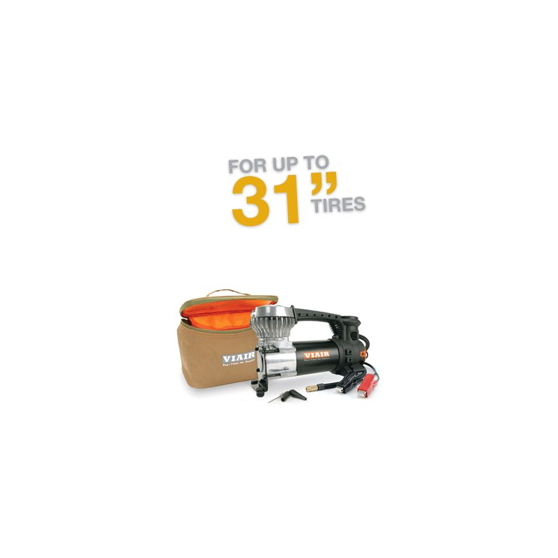 87P Portable Compressor Kit (85P, Power Cord with Battery Clamps, Carry Bag)
