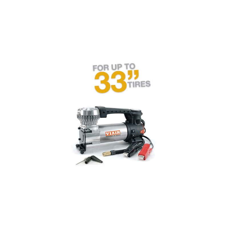 "88P Portable Compressor Kit (12V, 120 PSI, for Up to 33"" Tires)"