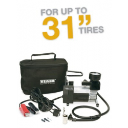 90P Portable Compressor Kit (12V, 15% Duty, 120 PSI, 30 Min. @ 30 PSI)