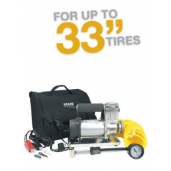 300P Portable Compressor Kit (12V, 33% Duty, 150 PSI, 30 Min. @ 30 PSI)